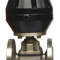 不锈钢气动隔膜阀