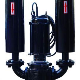 TSW型废水处理低噪音高品质进口沉水式罗茨鼓风机