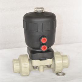 气动隔膜阀PVC