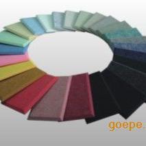 内蒙古吸音板厂家常年直销优质聚酯纤维吸音板,防火吸音板价格