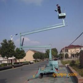 厂家直销吉林升降机 吉林折臂式升降平台