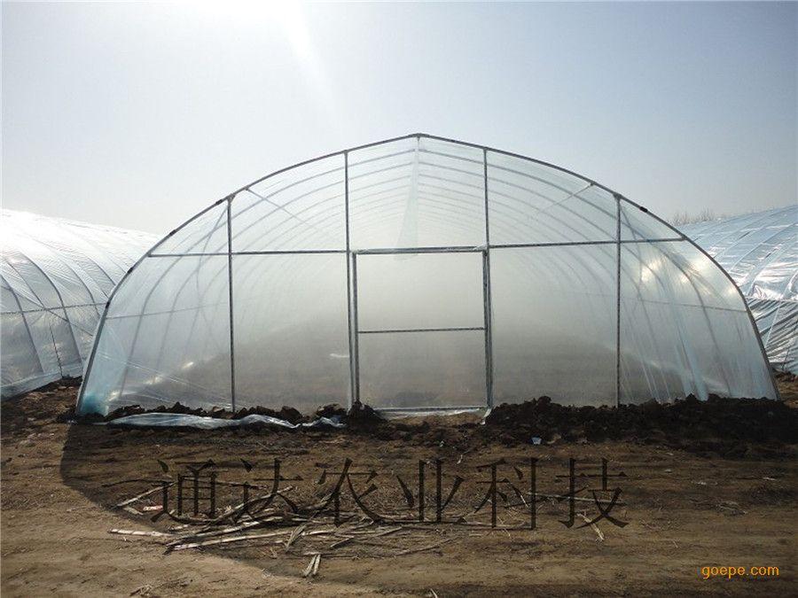 菜大棚预算 钢结构温室大棚安装