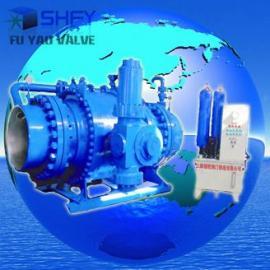 水电站重锤式液控球阀*重锤式液控缓闭止回球阀