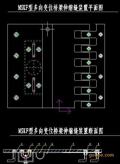 大板结构施工图