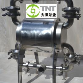 3A卫生级气动隔膜泵