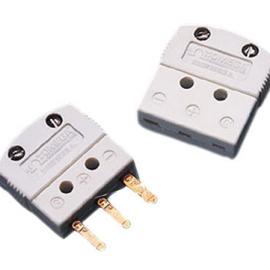 MTP-J-F热电阻连接器 美国omega三脚插头插座