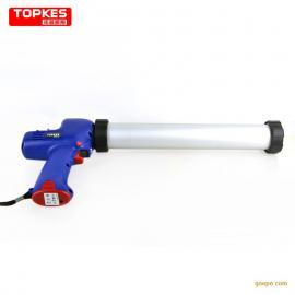 拓普凯斯充电式电动玻璃胶枪打胶枪