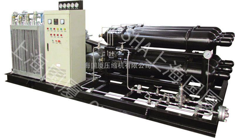 300公斤压力空气压缩机1立方活塞式空压机