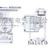 DLL-Ⅰ、DLL-II,料流检测器,上海杭荣料流开关