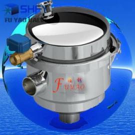不锈钢精密吸式过滤器*DWX-F水力吸式自清洗过滤器