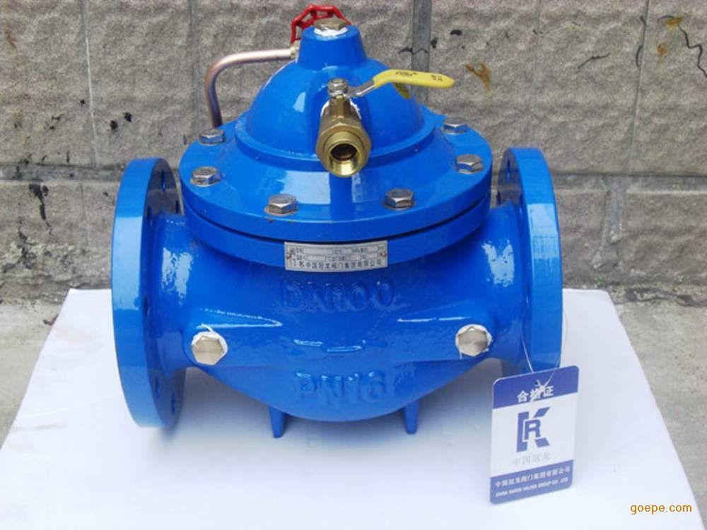 水力控制阀系列图片