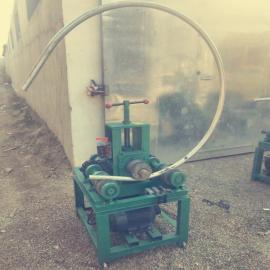 生产自动弯管机 电动立式弯管机 76型支架管子折弯机