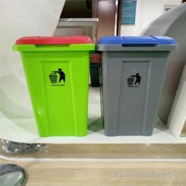 可回收垃圾桶生产厂家-学校分类桶生产厂家