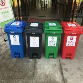 厨余垃圾桶厂家 机场分类桶厂家