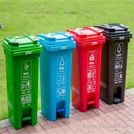 厨余垃圾桶厂家 社区分类垃圾桶厂家