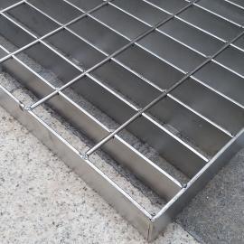 钢格板 镀锌钢格板 热浸锌钢格栅 不锈钢格栅板