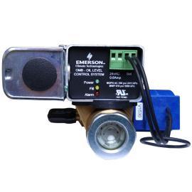 OMB-JB1|压缩机曲轴箱油位保护控制用艾默生电子式油?#40644;?#34913;器