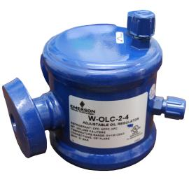 W-OLC-2-4|压缩机曲轴箱油位控制用艾默生机械式油位平衡器