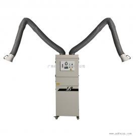 移动式焊烟除尘器 单双臂焊烟除尘器 烟雾除尘器 车间焊烟净化器
