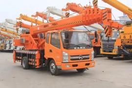 出售新款8吨吊车 8吨小型吊车