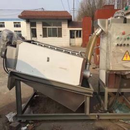 专业生产叠螺式污泥脱水机 叠螺机 板框带式压滤机 脱水效率高