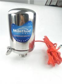 啤酒罐电加热灭菌快装呼吸器,卫生级电加热灭菌快装呼吸器