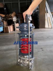 B100不锈钢自力式压力调节阀
