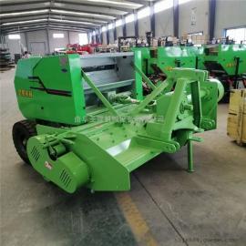 自动的玉米秸秆打捆机 新式的粉碎打捆一体机