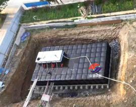 地埋式箱泵一体化供水设备应用