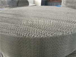 60目15丝金属丝网波纹填料BX型/CY型丝网规整填料甲胺装置应用