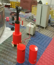 GSVF-312kVA/55kV调频串联谐振试验装置
