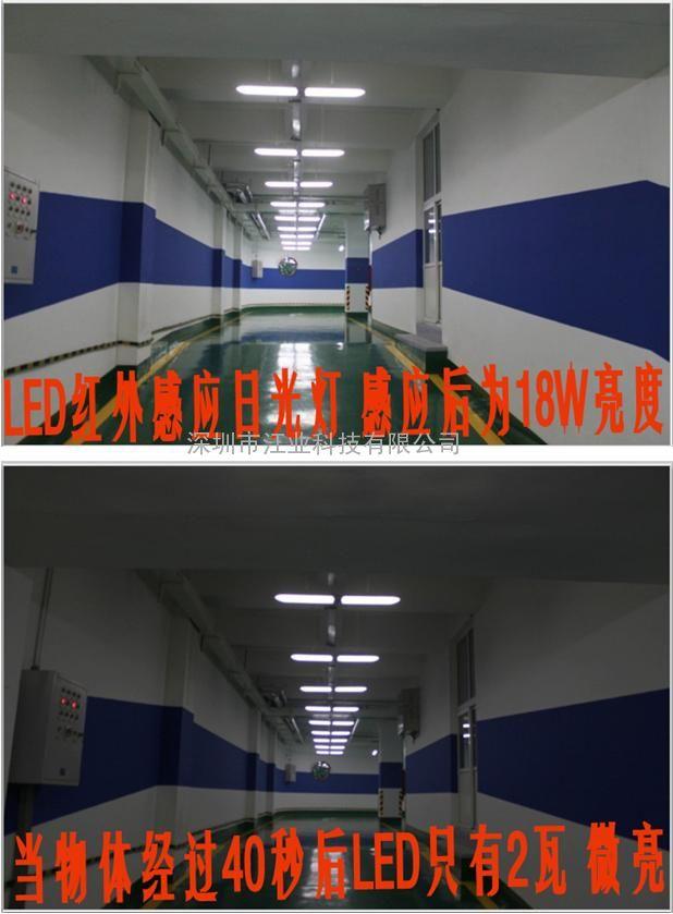 地下车库专用LED雷达感应灯管