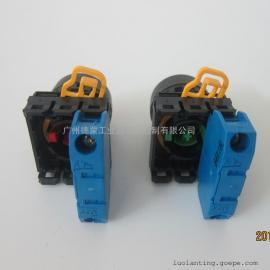 IDEC和泉YW1B-M1E10B黑色按�o�_�P