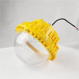 护栏式或法兰式led防爆平台灯50W60W平台led防水防尘防腐灯