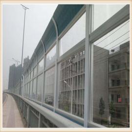 高速桥梁声屏障 生产声屏障隔音 金属桥梁声屏障