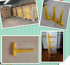 玻璃钢电缆支架预埋式@变电所电缆沟支架