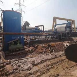 洗沙污泥脱水设备带式压滤机运行稳定-中科贝特环保达标欢迎选购