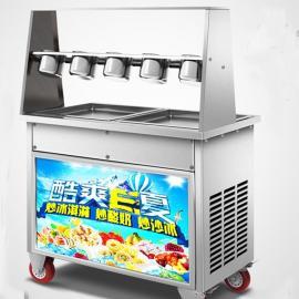 一�_炒酸奶�C��r,商用炒酸奶�C��r,小型商用酸奶�C