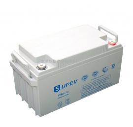 SUPEV圣能蓄�池VRB65-12 12V65AH �U酸�y控式
