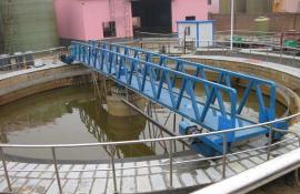 污水站大型钢制沉淀池设备生产