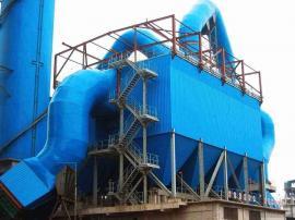 组合式电弧炉除尘器设备系统组成