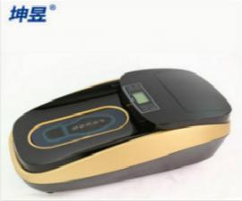 高端智能鞋套机XT-46C 坤昱鞋套机 热缩原理 询价优惠