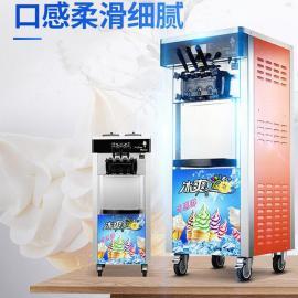 小型冰激凌机器报价,流动型冰激凌机,冰激凌雪糕机