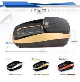 坤昱智能鞋套机 实验室 专用 XT-46C 可装500双鞋套