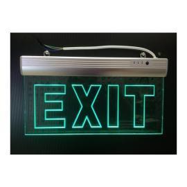 安全出口指示灯消防应急灯 疏散指示灯应急照明灯