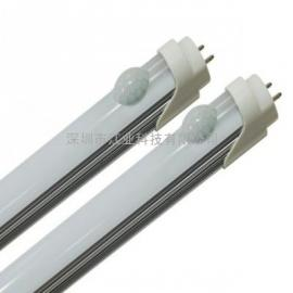 雷�_感��LED�艄芪⒉ǜ��日光�艄�T8LED�艄�0.6米9W
