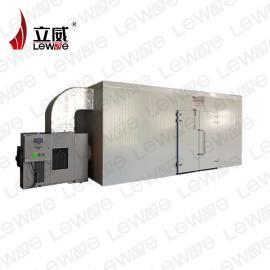 金丝皇菊生产工艺热泵烘房