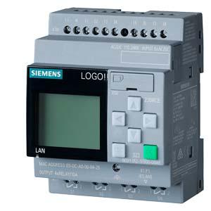 6ED1055-1FB10-0BA2西门子LOGO模块