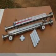 UHZ-58/CE特殊防腐型侧装磁翻板液位计