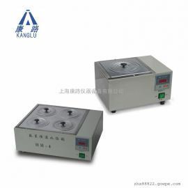 HHS-8S数显水浴锅|单列八孔数显水浴锅|双列八孔